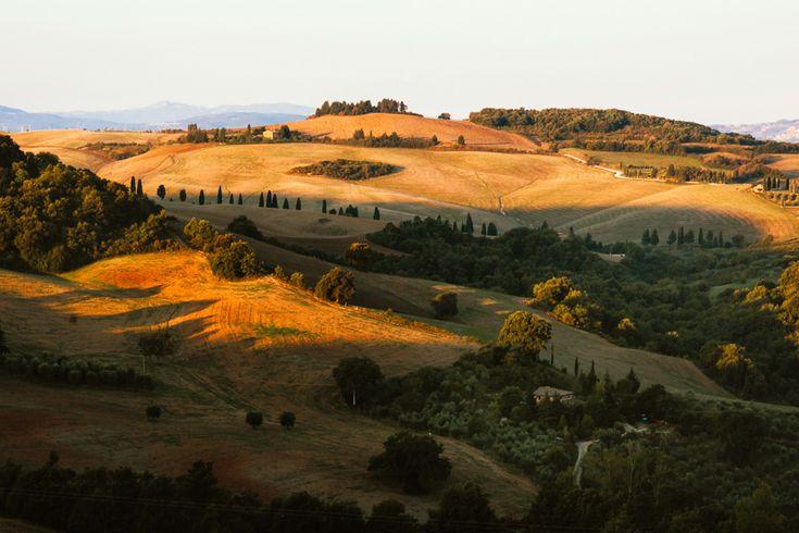Tuscany landscapes Photographer: Evgeniya Ovsyannikova http://ovsyannikova.com