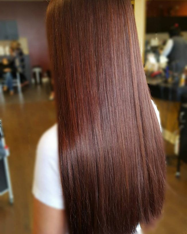The 25 best copper brown hair ideas on pinterest red brown hair 60 refined dark auburn hair colors designs tempting shades and styles page 56 of 60 hairstylezz pmusecretfo Images