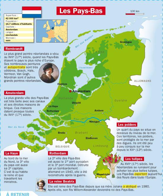 Fiche exposés : Les Pays-Bas