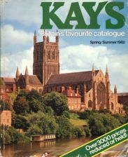 I spent hours looking through my Nan's Kays catalougue!