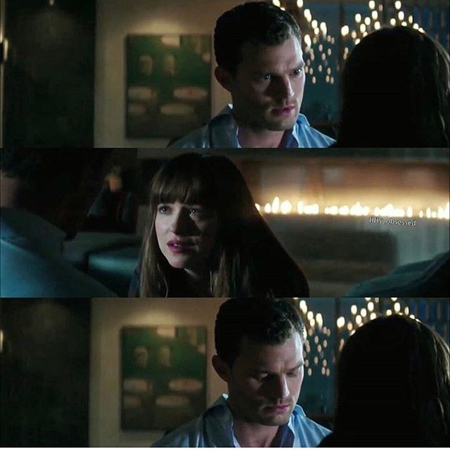 This scene is going to destroy all of us!  #jamiedornan #dakotajohnson #fiftyshadesdarker