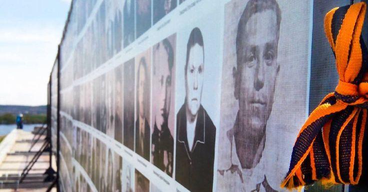 "Акция ""Помни меня"". Стена памяти в Магнитогорске к 9 мая готова. | Action ""Remember Me"". Memory Wall in Magnitogorsk ready by May 9.  #магнитогорск #mgn #magnitogorsk #magnitkafoto #магнитка #россия #russia #весна #9мая #деньпобеды #победа #праздник #9may #victory #помним #фото #май #война #память #вов #спасибо #1945 #foto #photo #pic by a.melekessov"