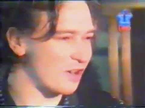 Depeche Mode - Interview 1992 Studio Madrid (grabando SOFAD)