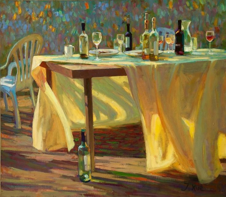 Juane Xue - Gouden herfst