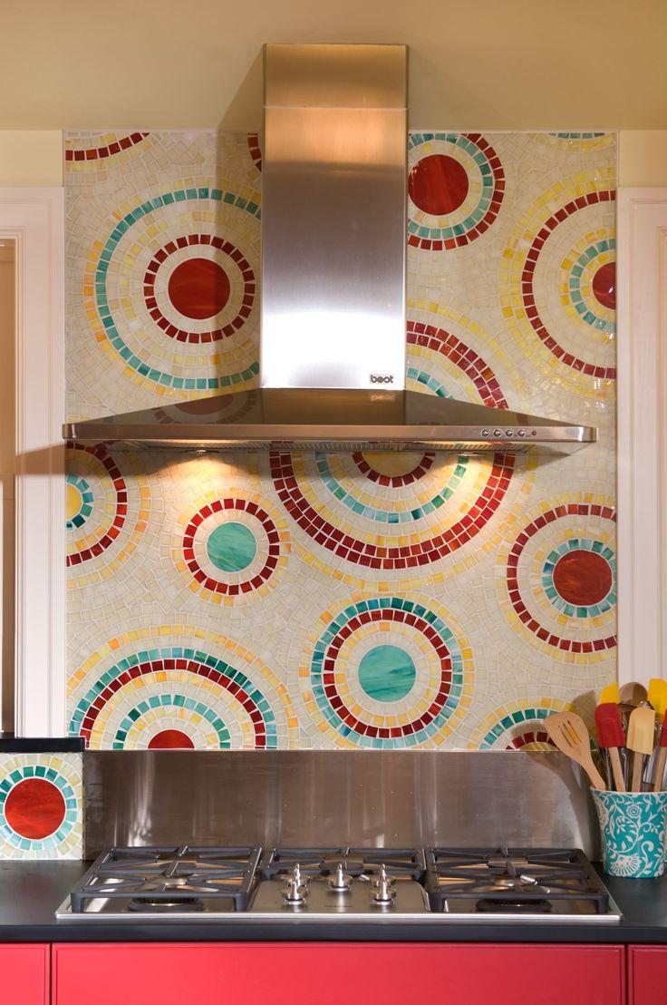 Панно из плитки на кухню: модификации декора стен и 80+ вариантов  элегантной и запоминающейся