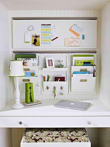 Hatékony és stílusos tárolás a dolgozóban