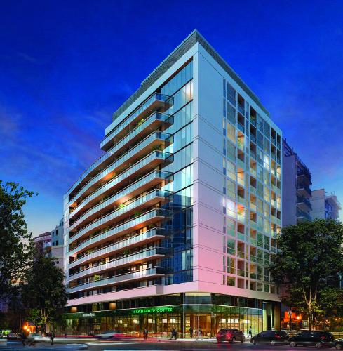 Emprendimiento residencial en Palermo – Be Plaza