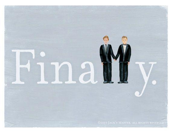 Wedding or Engagement Congratulatory card  Male by JacksMaster, $5.00