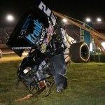 nascar unleashed crash