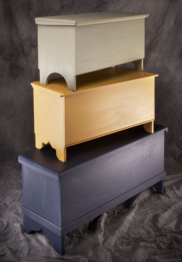 Learn To Lay Out An Ogee Box Es Pinterest Woodworking Popular