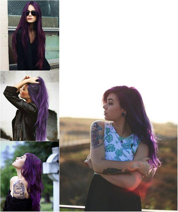 Ausgezeichnet Haarfarbe Seite Zeitgenössisch - Ideen färben ...