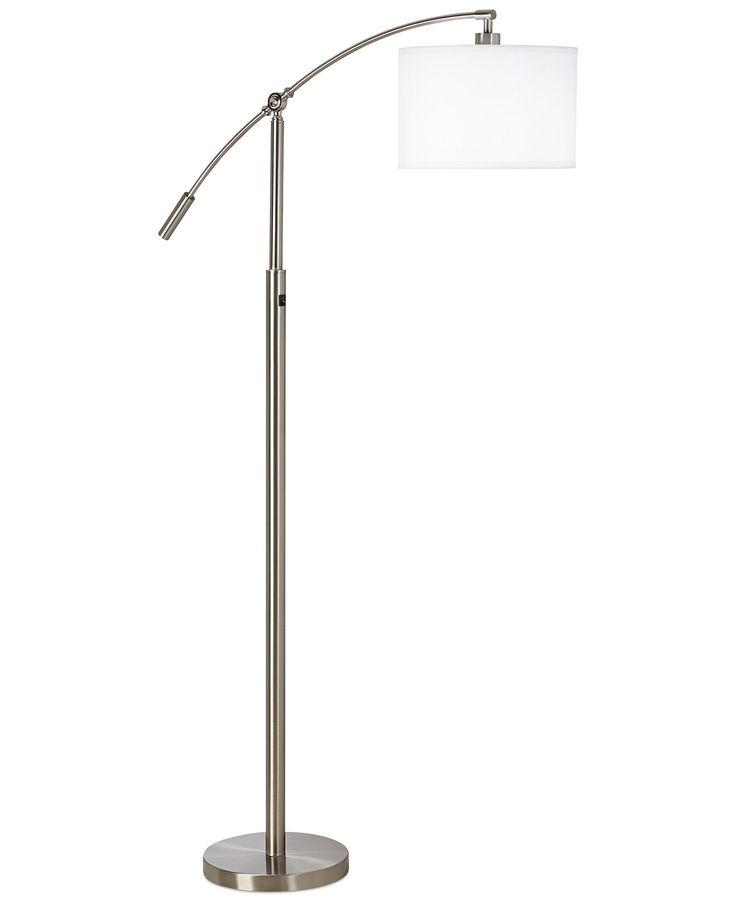 Pacific coast cortland floor lamp floor lamps for the for Macy s torchiere floor lamp