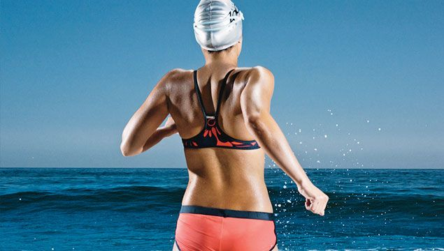 SHAPE's 3-Month Triathlon Training Plan