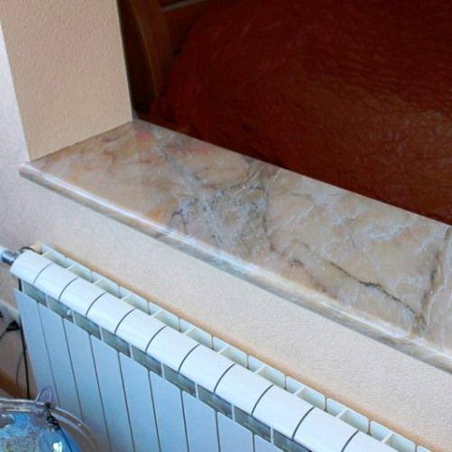 Как правильно замеряется и устанавливается столешница на балкон из камня, и не только из камня. Как не допустить ошибок в процессе замера и изготовления столешницы в проеме балкона и установки