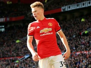 Manchester United youngster Scott McTominay 'chooses Scotland over England'
