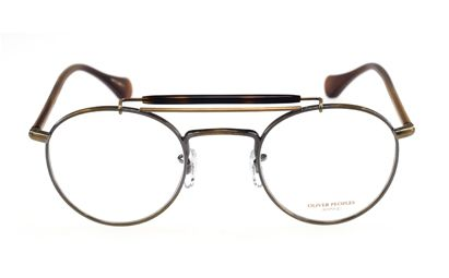Oliver Peoples Soloist Round