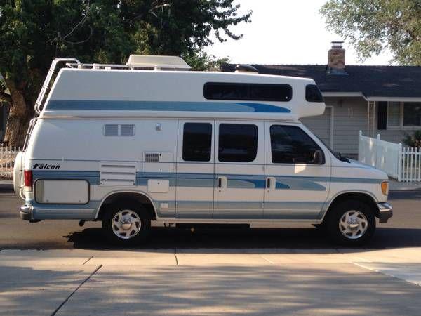 1996 Ford Falcon Camper For Sale In Louisville Colorado Class B Camper Van Campers For Sale Ford Falcon