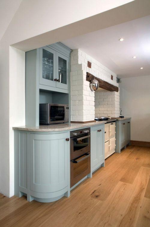 25+ parasta ideaa Pinterestissä Küche gestalten modern Küche - gardine küche modern