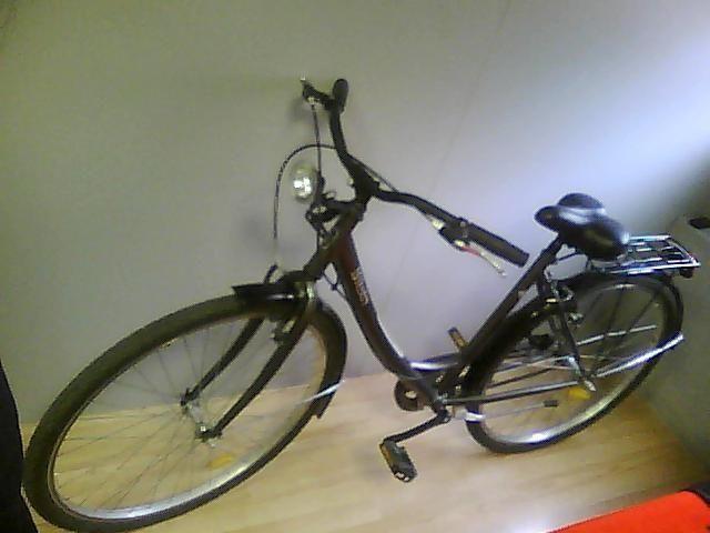 bicicleta de paceo b twin rodado 28