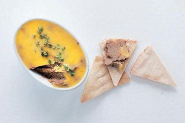 "Chicken liver pate recipe, Bite – You can seal your pate with clarified butter. To do this, melt unsalted butter in a pot — the milk solids will separate from the butter fat. Pour the clear butter fat on top of the pate to ""seal"" the ramekins, leaving the milk solids in the pot. – foodhub.co.nz"