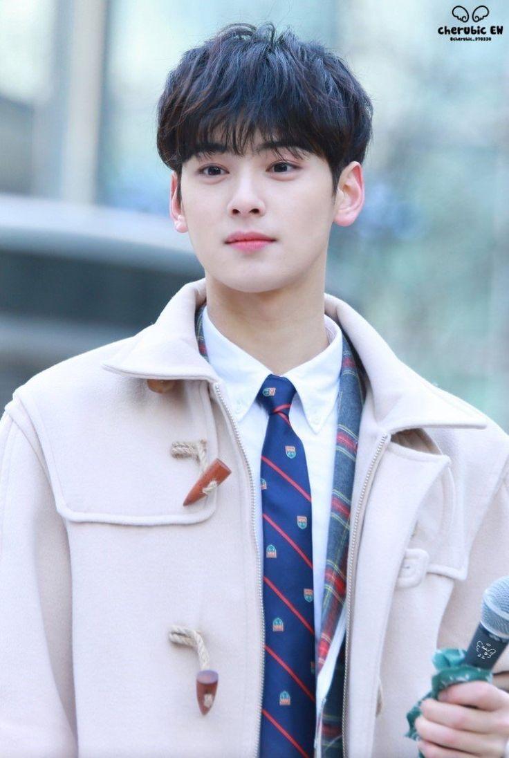 Cha Eun Woo Ulang Tahun