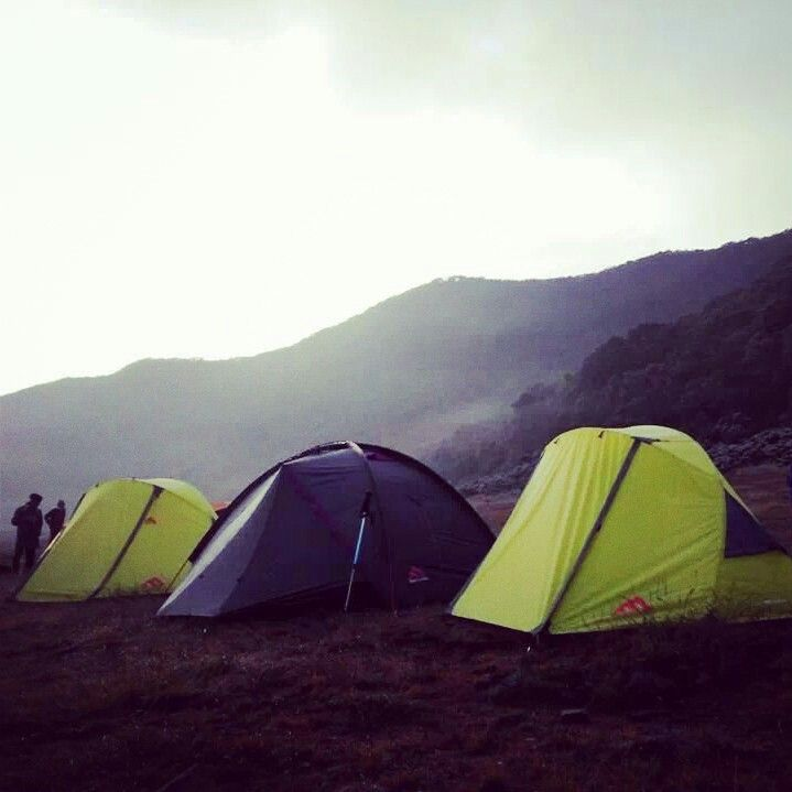 The 1P and 2P tent from Merapi Mountain outdoor gears