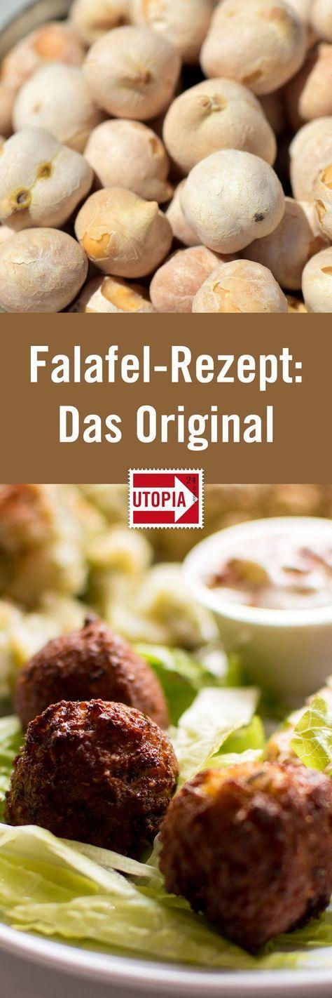 Falafel-Rezept: Das Original