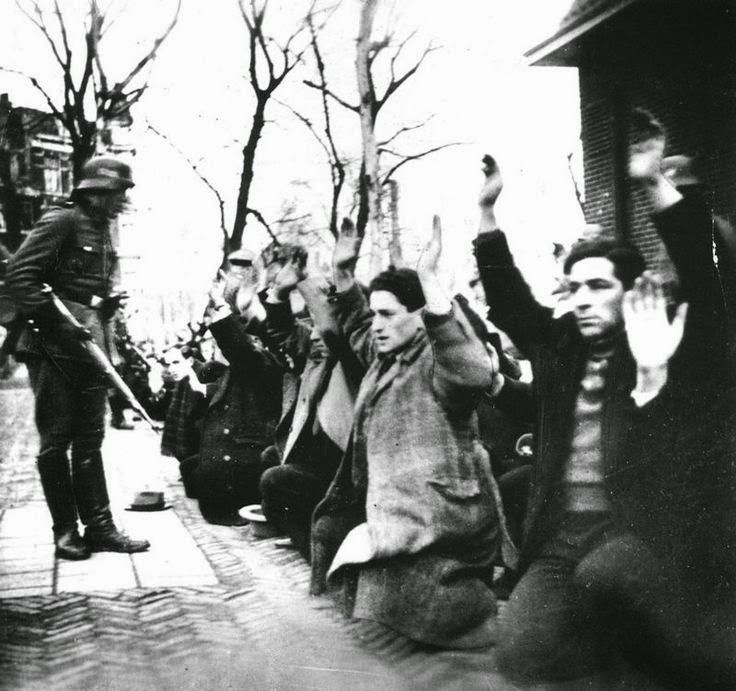dehumanization of jews Throughout night, dehumanization consistently took place as the tyrant nazis oppressed the jewish citizens the nazis targeted the jews' humanity, and slowly.