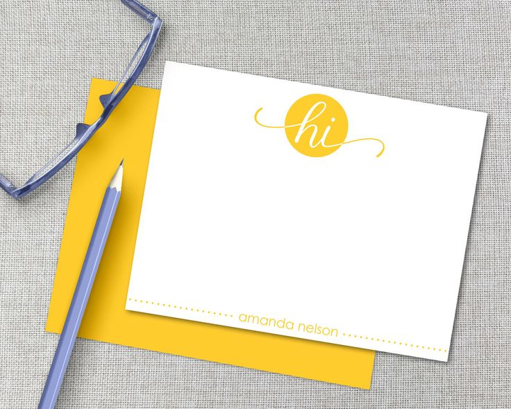 Personalized Stationery / Personalized Stationary Set / Custom Monogram Stationary / Personalized Thank You Card / Flat Note Cards by FindAPennyPaperCo on Etsy https://www.etsy.com/listing/235107428/personalized-stationery-personalized