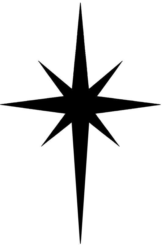 Best 25+ Star stencil ideas on Pinterest | Star template ...