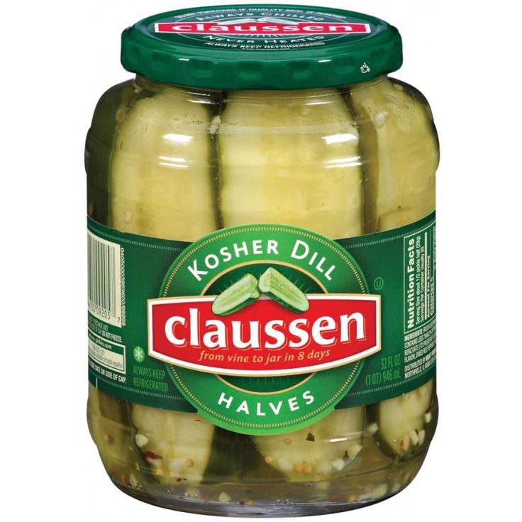 Target: Claussen Pickles Only $1.94!
