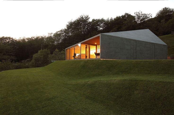 JM Architecture, Montebar Villa - foto © Jacopo Mascheroni