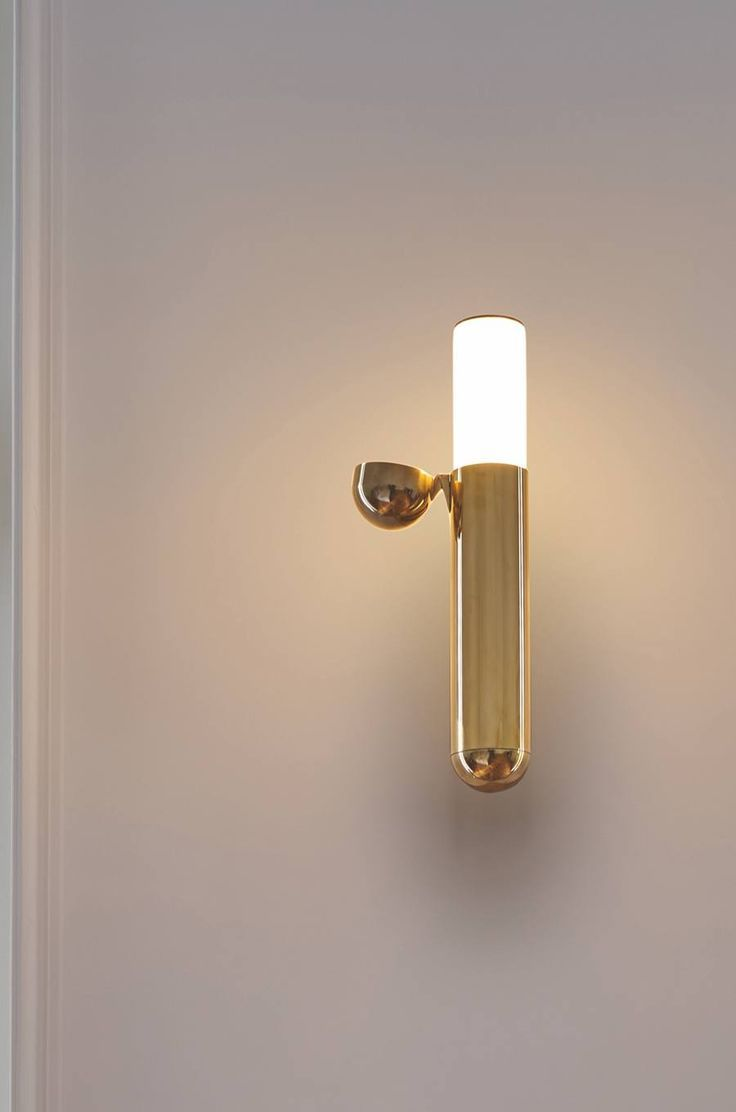ISP Wall Lamp by Ilia Sergeevich Potemine