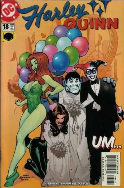 2002-05 - Harley Quinn Volume 1 - #18 - Um...