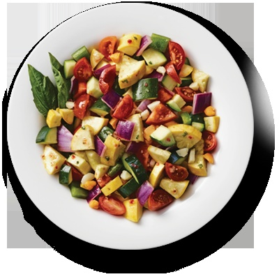 Whole Foods Mediterranean Lunch Box