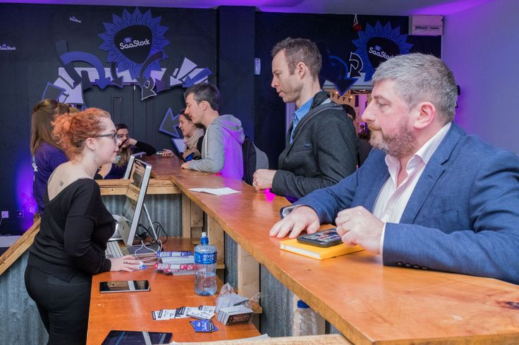 Registration at SaaStock16