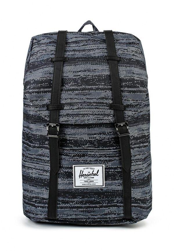 Рюкзак Herschel Supply Co RETREAT Рюкзак Herschel Supply Co. Цвет: серый. Материал: полиэстер. Сезон: Осень-зима 2016/2017. Спорт и отдых/Рюкзаки