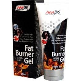 Výsledek obrázku pro Amix FatBurner Men Gel 200 ml