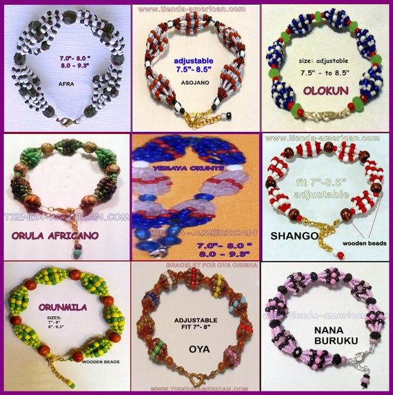 Santeria Symbols And Meanings
