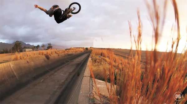 Vans recently sent their European team guys down to South Africa to take in all that Cape Town had to offer! Check out this dialed BMX video giving you a lo
