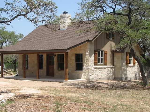 32 Best Texas Hill Country Stone Houses Images On