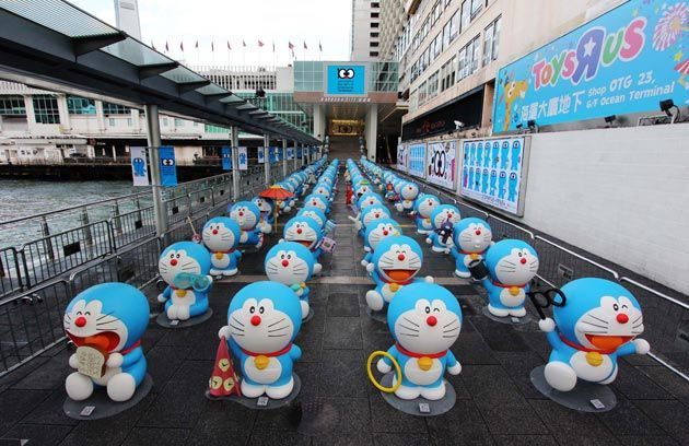 Doraemon its comign