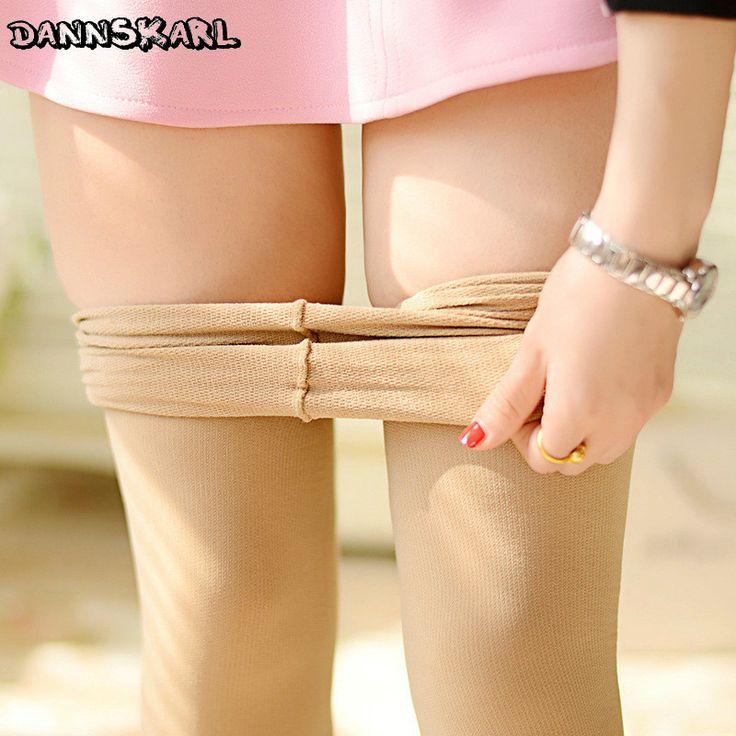 2017 New Winter Tights Women Fluff Twill Pressure Women Tights Thicken Keep Warm Female Pantyhose Nylon Stockings Medias Hosiery #Affiliate