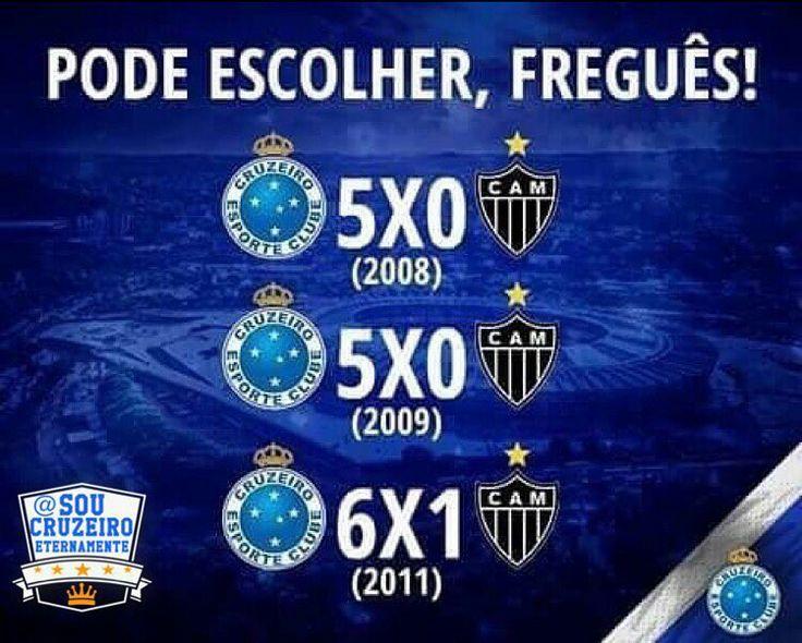 Históricamente Gigante. Cruzeiro Esporte Clube.