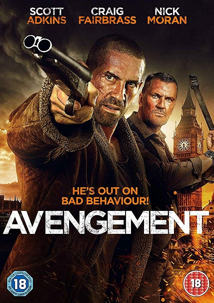 Avengement (2019) with Scott Adkins Cinéma