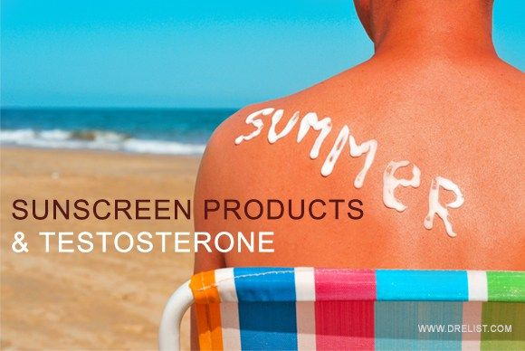 #Sunscreen Products And Their Effect On Serum #Testosterone  Because of some #chemicals presence, the sunscreen products that people so desperately use these days are too #dangerous to even rub on the #skin.