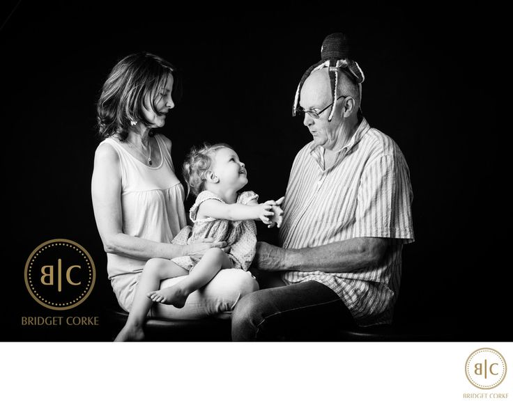 Bridget Corke Photography - Fun Family Shoot in Johannesburg Studio: