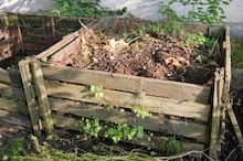 How to start a traditional compost pile - from Fresh Food from Small Spaces: The Square-Inch Gardener's Guide to Year-Round Growing, Fermenting, and Sprouting by R. J. Ruppenthal
