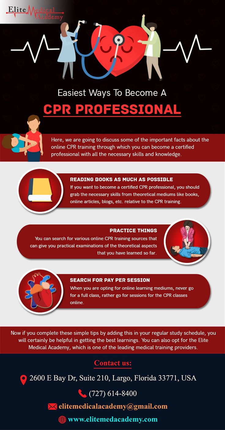 Online CPR Training and Certification, BLS Course Elite