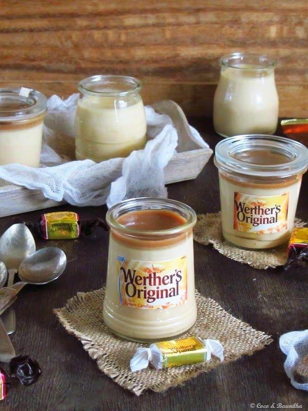 Iogurte de caramelo Werther's Original